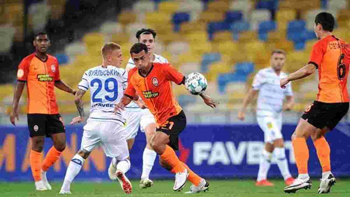 Динамо – Шахтар: відоме місто-фаворит на проведення Суперкубка України-2021