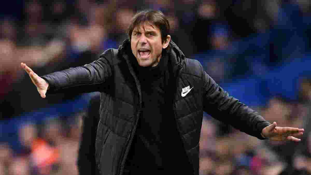 Конте став головним кандидатом на вакантне місце наставника Реала, – ЗМІ