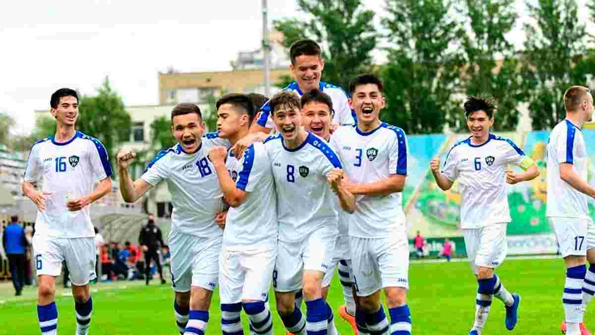"""Узбекистан U-21 переміг на Меморіалі Лобановського, легко перегравши Україну – """"синьо-жовті"""" завершили турнір без голів"""