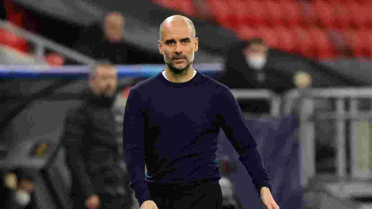 Гвардіола напередодні фіналу ЛЧ підтвердив, що залишається в Манчестер Сіті