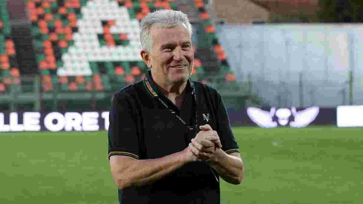 Президент Венеции искупался в канале после выхода клуба в Серию А – видео безудержного празднования