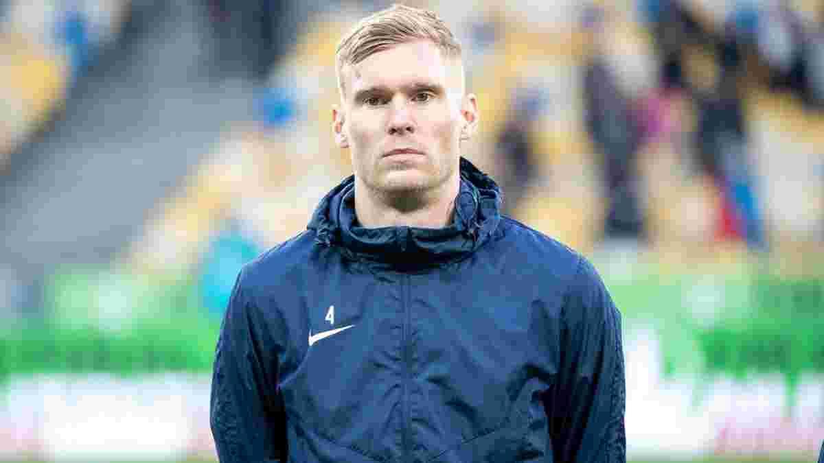 Ворскла подписала защитника сборной Эстонии