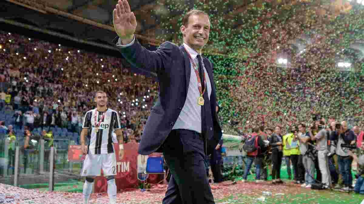 Аллегри отказал Реалу ради Ювентуса – наставнику поставили ультиматум