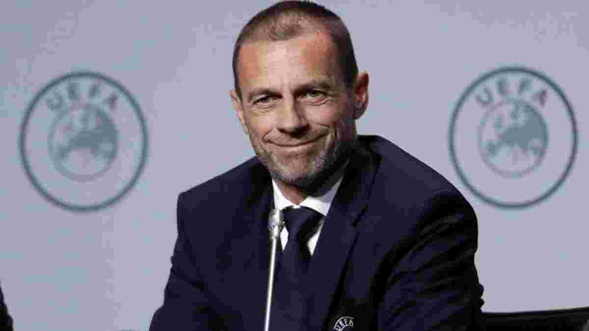 Президент УЕФА категорически отреагировал на информацию о проведении ЧМ раз в два года