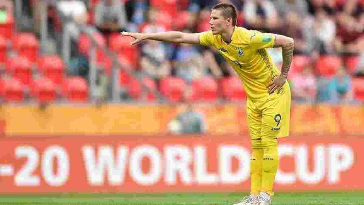 Корниенко: Даже четвертым левым защитником приятно быть в сборной Украины