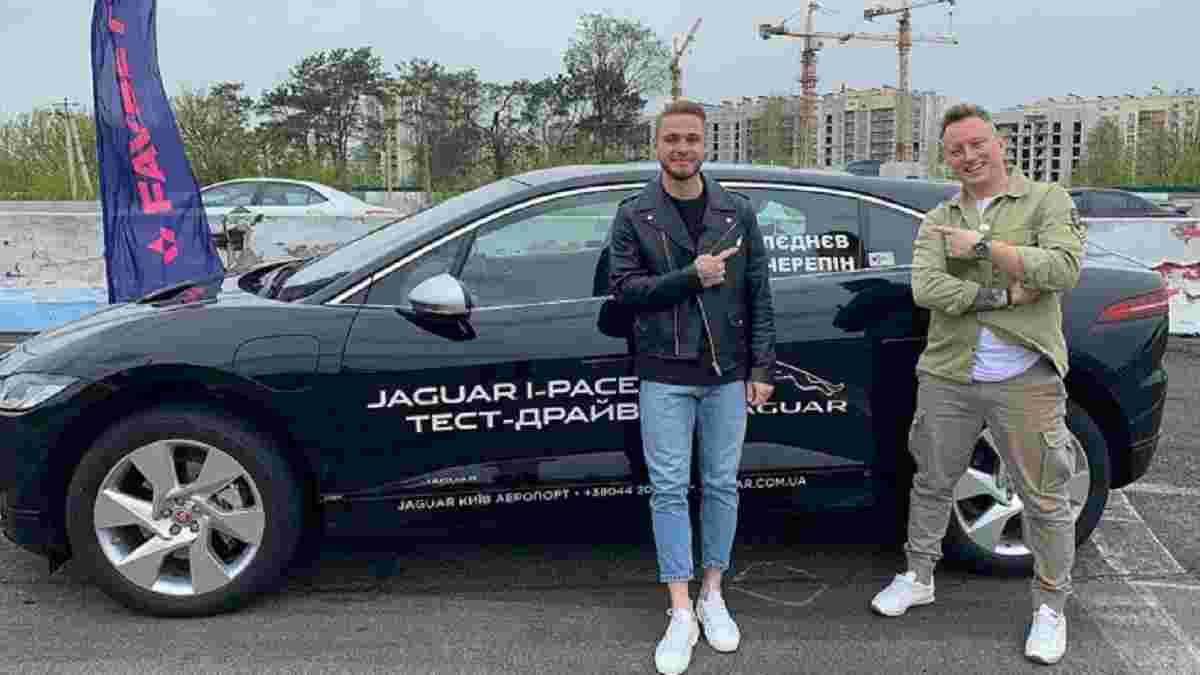 Лєднєв зізнався, у кого з гравців Динамо найкрутіша машина
