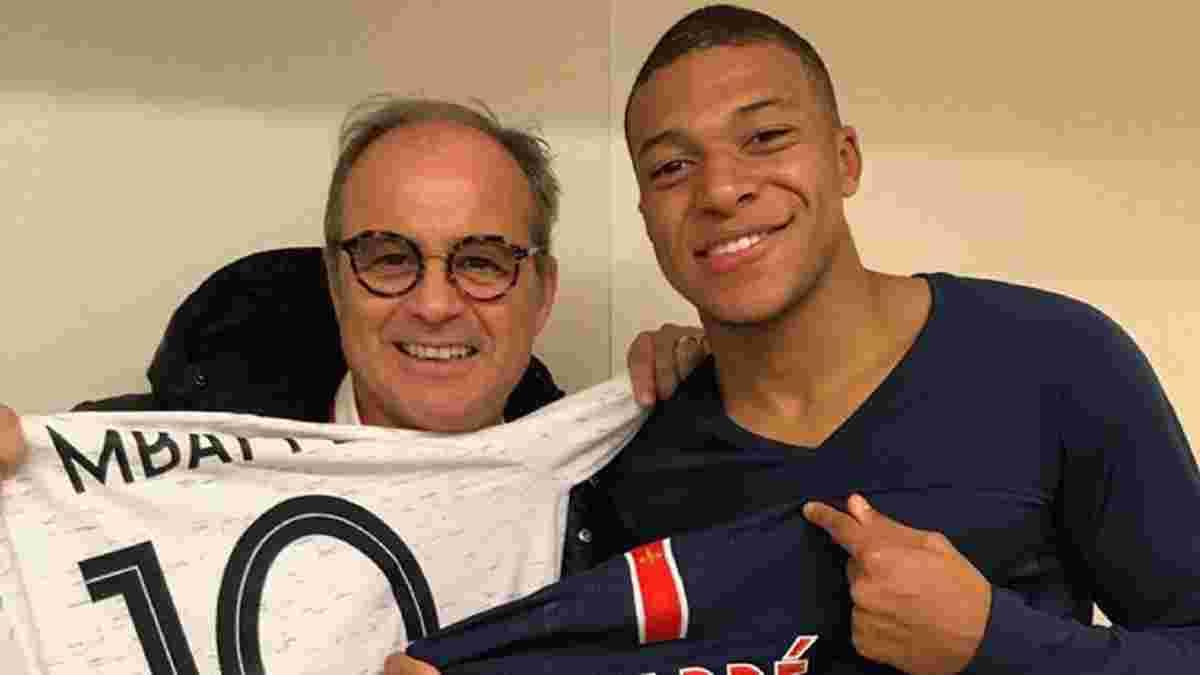 Реал планирует сменить спортивного директора для трансфера Мбаппе