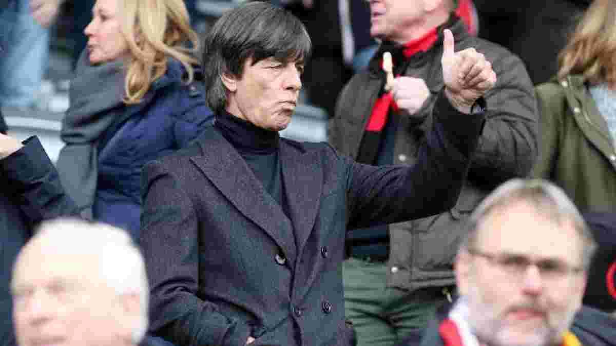 Лев объявил свои планы после ухода из сборной Германии