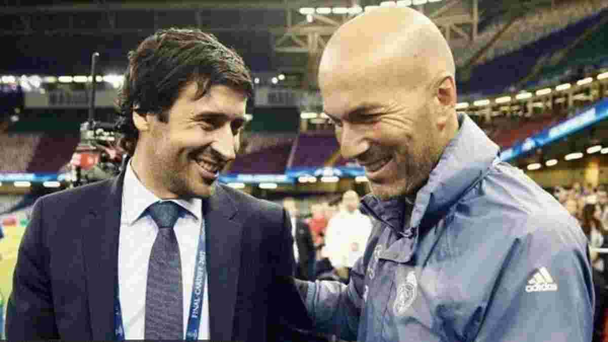 Рауль є найімовірнішим кандидатом на посаду головного тренера Реала, – AS