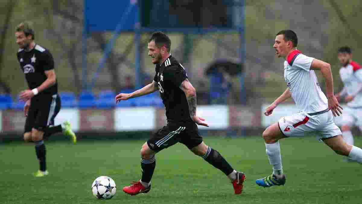 Шериф Вернидуба упустил шанс оформить золотой дубль – Сфынтул Георге вырвал Кубок Молдавии в серии пенальти