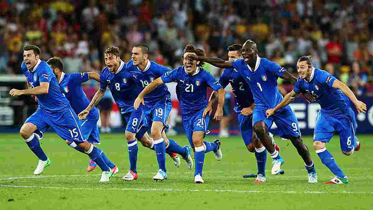 Розпач Англії, радість Італії та тріумф Іспанії: найяскравіші серії пенальті на Євро