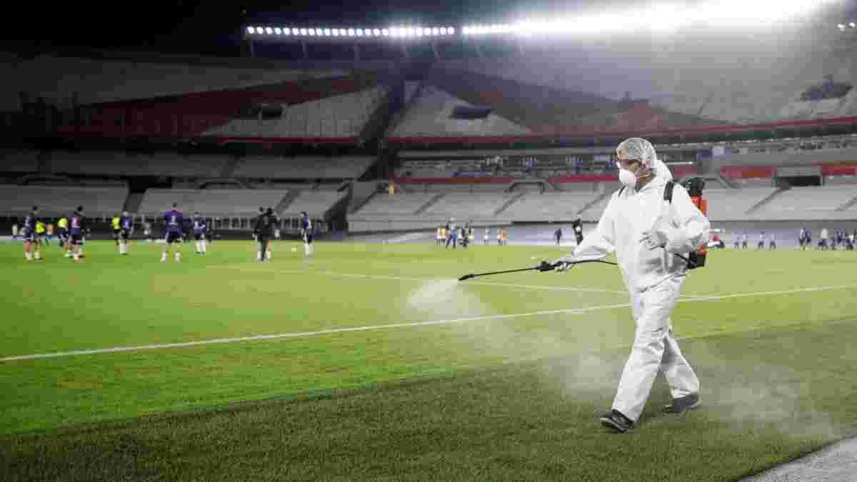 Копа Америка: проведение турнира оказалось под угрозой срыва – Аргентина потеряла статус хозяина