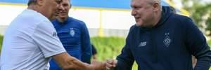 Суркис и Луческу посетили финал Лиги чемпионов