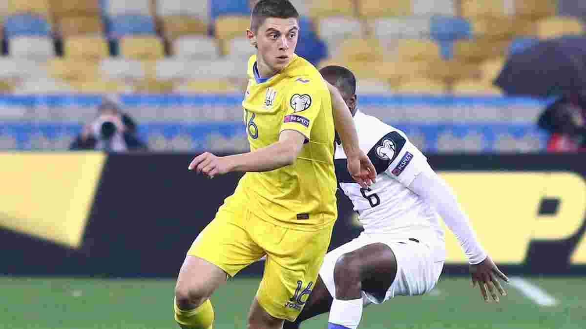 Шевченко выделил игрока сборной Украины, который точно покажет себя на Евро-2020