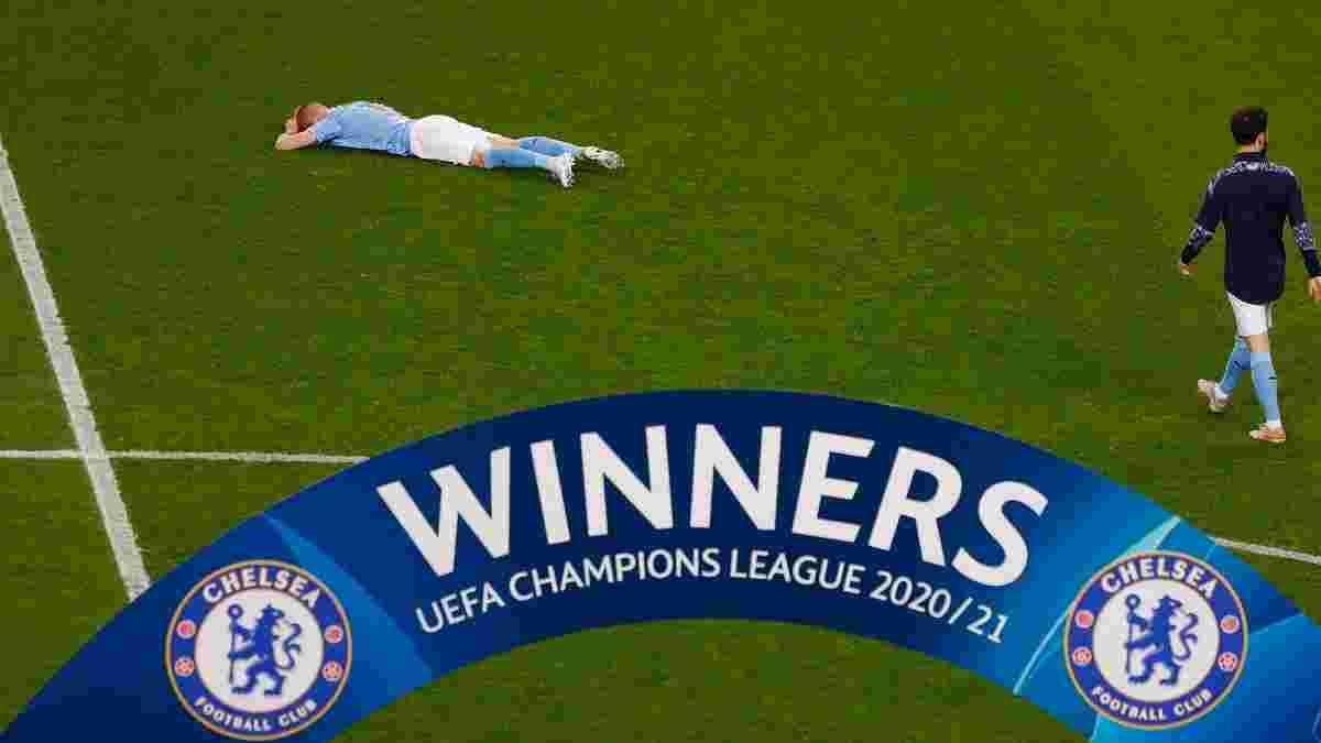 """""""Мы работали, как звери"""": Зинченко впервые заговорил после поражения Манчестер Сити в финале Лиги чемпионов"""
