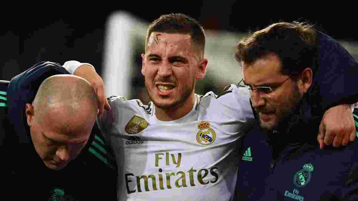 Азар поставив крапку чуткам про відхід з Реала – його хочуть в Англії та Італії