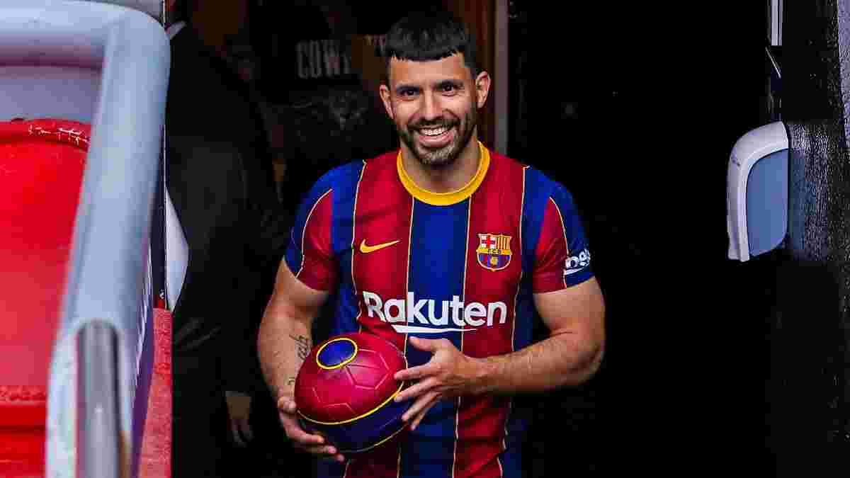 Агуэро: Думаю, что Месси продолжит выступать в Барселоне