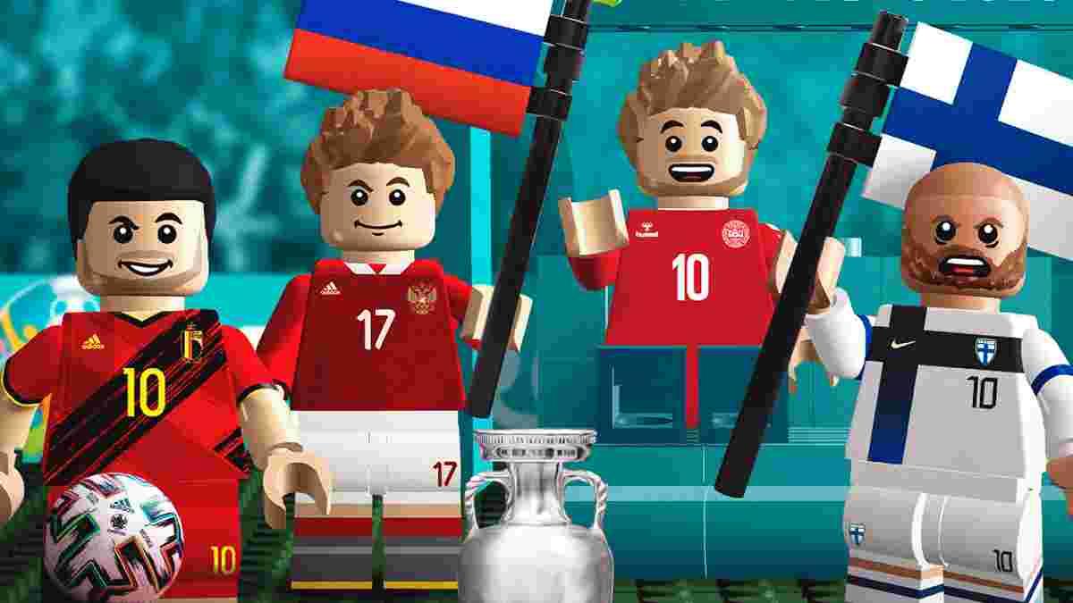Євро-2020: Лукаку і Ко мчать за титулом, Росія в очікуванні фіаско та казочка кривдника України – прев'ю групи B