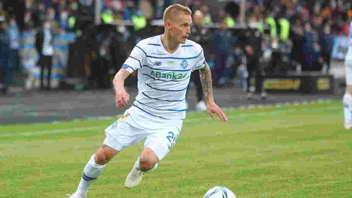 Буяльский озвучил главные цели после подписания нового контракта с Динамо – деньги не на первом месте