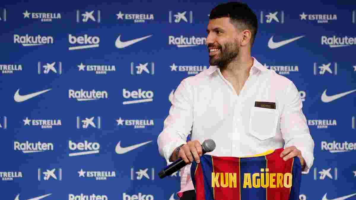 Агуеро втратив нечувану суму через трансфер до Барселони