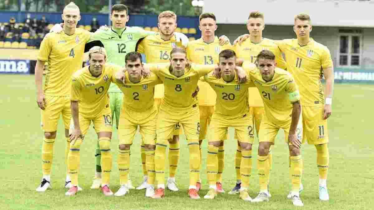 Молодежная сборная Украины не удержала победу над Турцией – яркого Мудрика не хватило, чтобы реабилитироваться