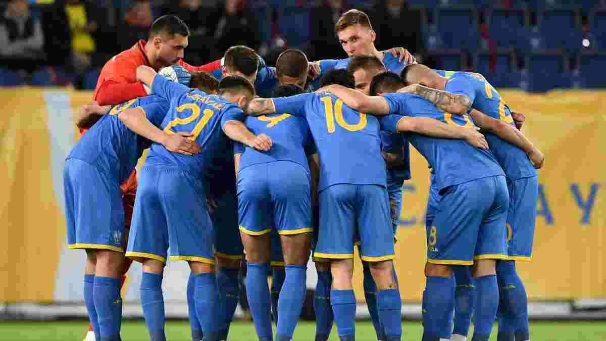 Украина – Северная Ирландия: 9 игроков основы определились – сенсационный джокер Шевченко и новый лидер сборной