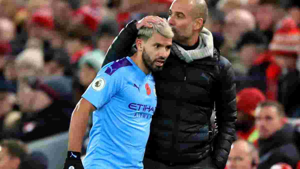 """""""Я не вірю сльозам Гвардіоли"""": батько Агуеро """"наїхав"""" на тренера Манчестер Сіті"""
