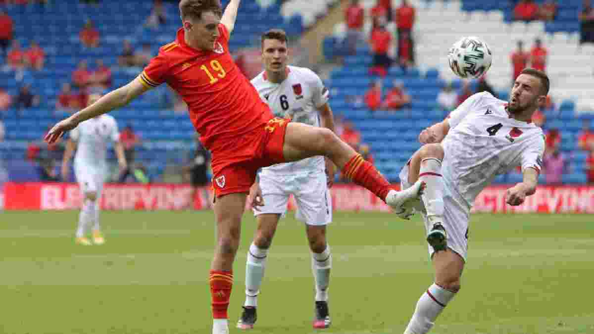 Росія ледь дотиснула збірну Болгарії, валлійці побились з командою Албанії, але сильнішого не виявили