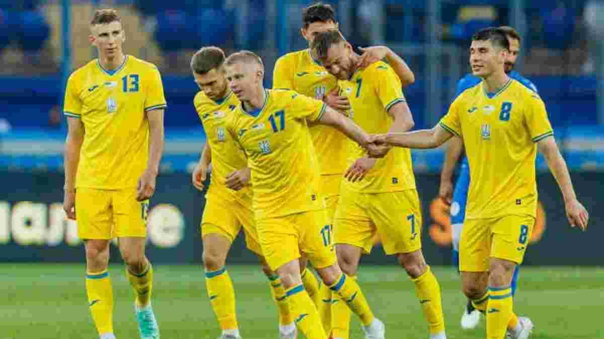 Україна – Кіпр: визначився найкращий гравець матчу за версією вболівальників