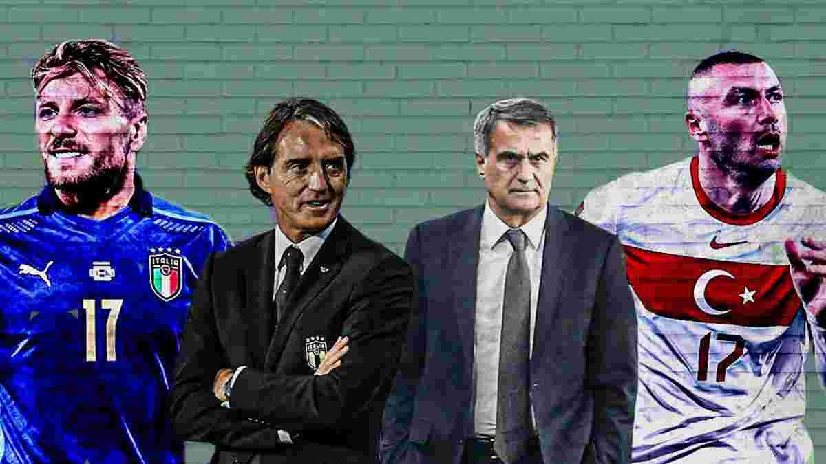 Туреччина – Італія: анонс матчу-відкриття Євро-2020 з присмаком політичного скандалу