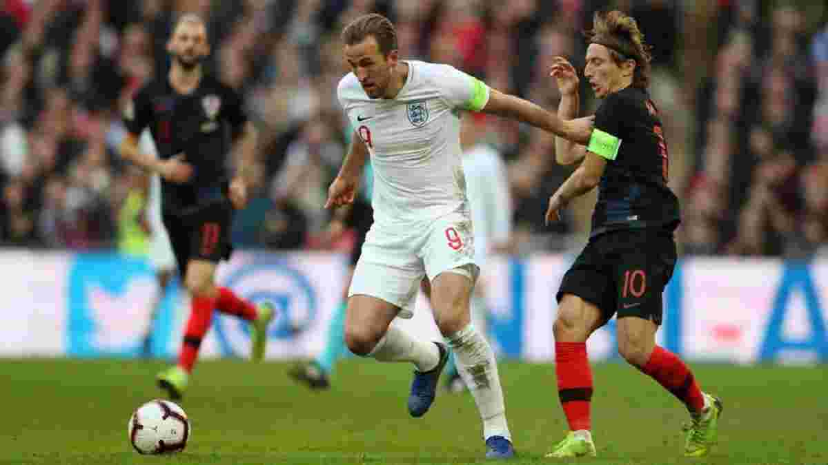 Англия – Хорватия: онлайн-трансляция матча Евро-2020