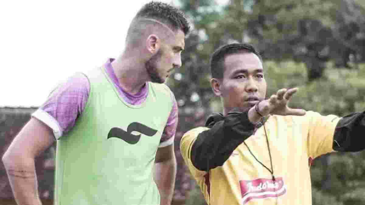 """""""Думал, что в Индонезии джунгли и никакой цивилизации"""": экс-игрок Днепра удивил сравнением с отечественным футболом"""