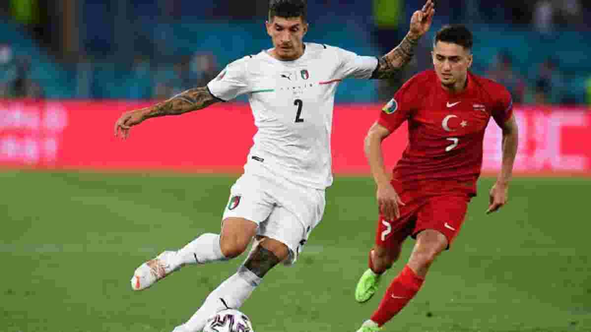 Туреччина – Італія – 0:3 – відео голів та огляд матчу