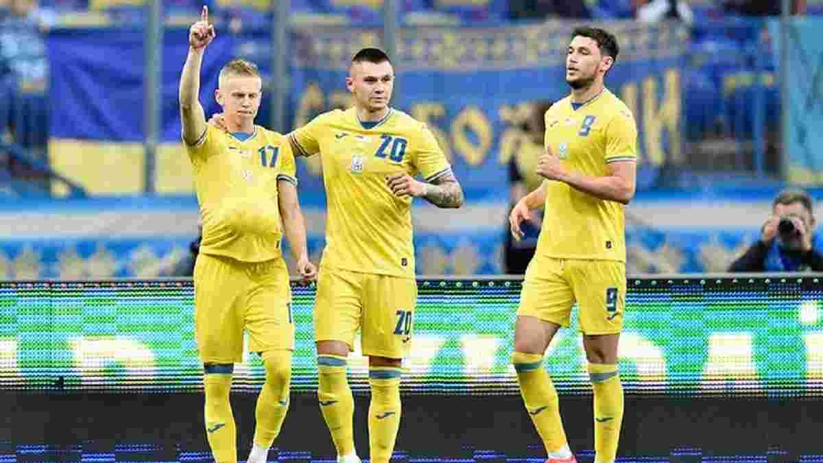 Зінченко озвучив першочергове завдання збірної України на Євро-2020
