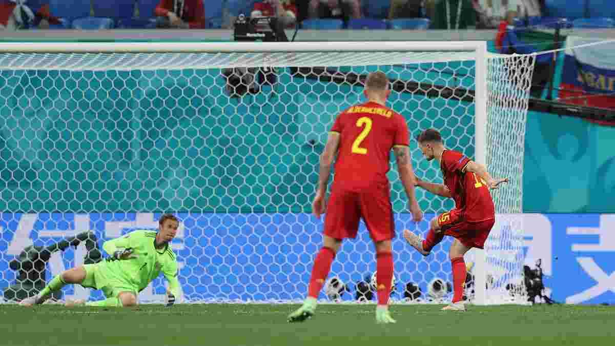 Бельгія – Росія – 3:0 – відео голів та огляд матчу