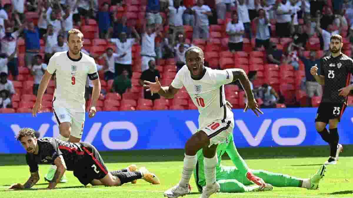 Англія – Хорватія – 1:0 – відео гола та огляд матчу