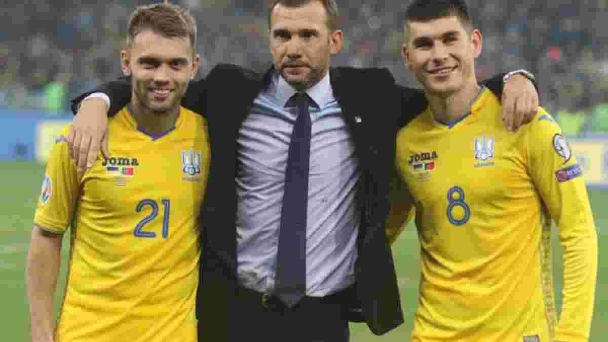 Два Караваева и нетипичная позиция Малиновского: в Испании снова опозорились с составом Украины