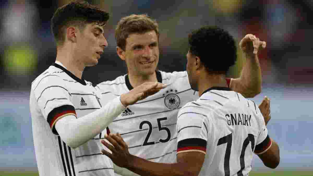 Германия проведет последний турнир под руководством Лёва – третья самая дорогая команда Евро-2020 (видео)