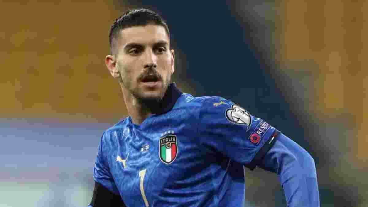 Збірна Італії втратила важливого гравця за день до матчу-відкриття Євро