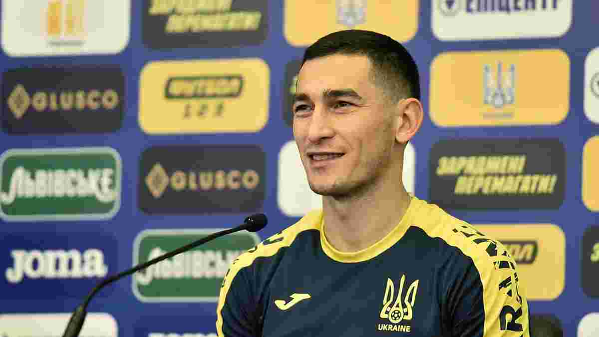 Степаненко оценил новую резонансную форму сборной Украины