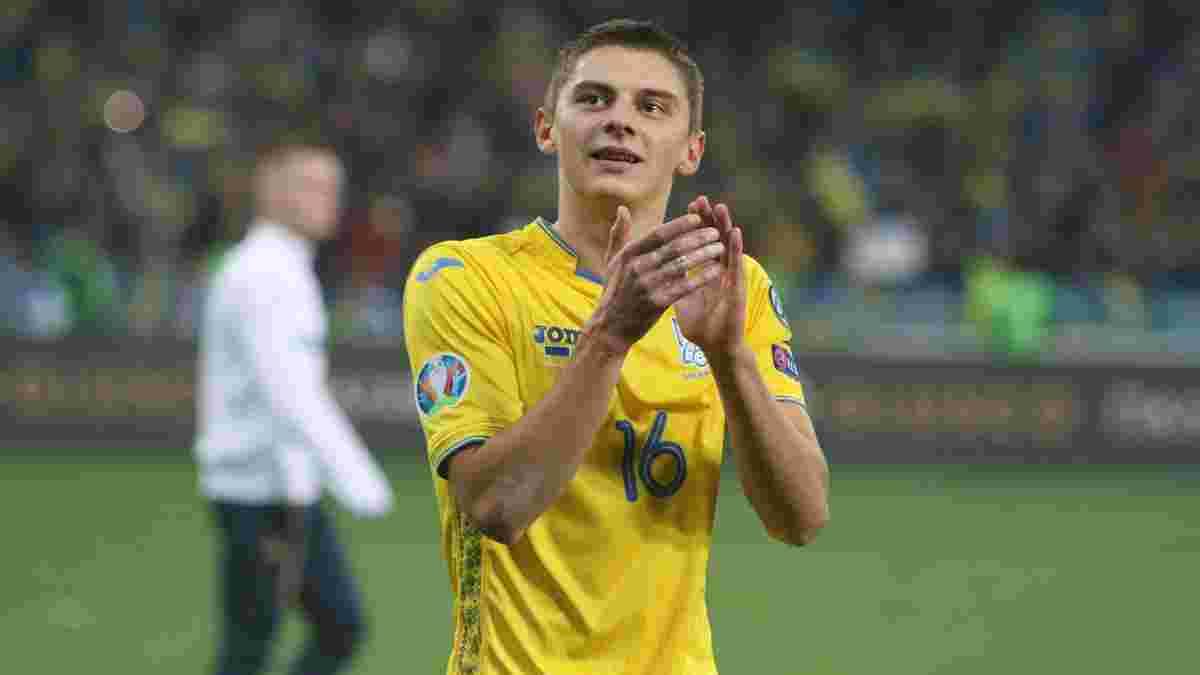 Миколенко: Думаю, что Украина выйдет на пик к матчу с Нидерландами