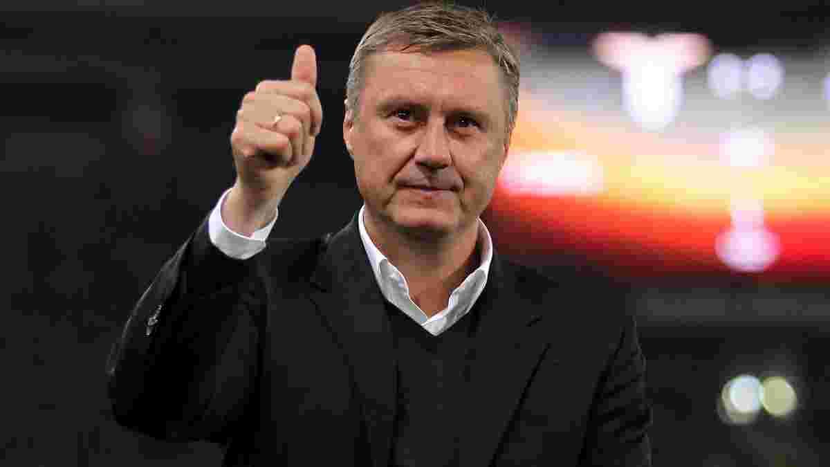 Хацкевич дав три поради збірній України, аби вийти з групи на Євро-2020