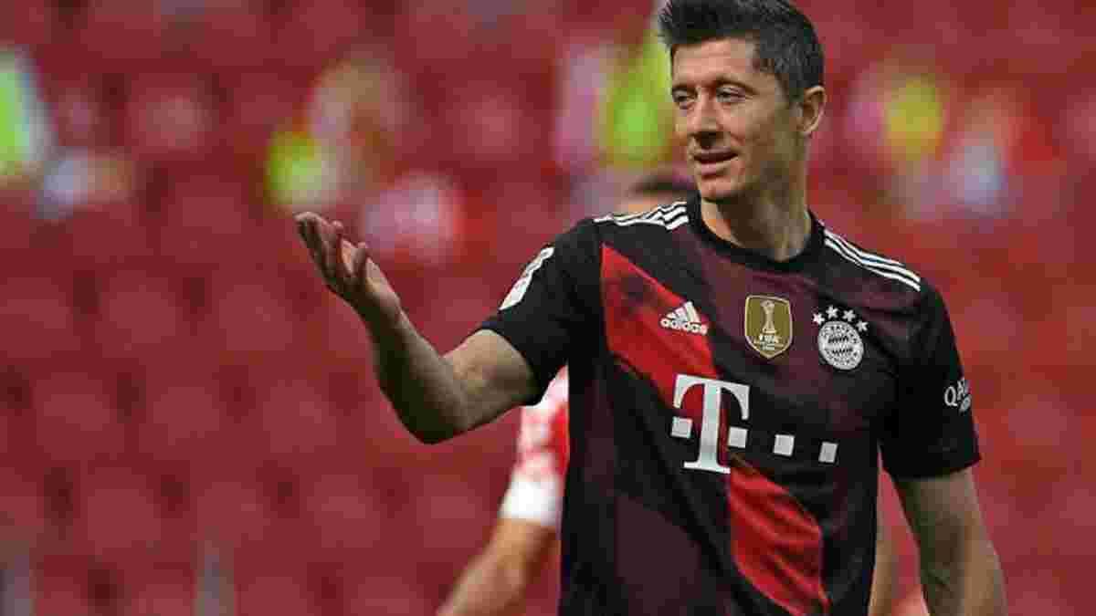 """Лєвандовскі влітку може покинути Баварію і вже обрав """"варіант мрії"""""""