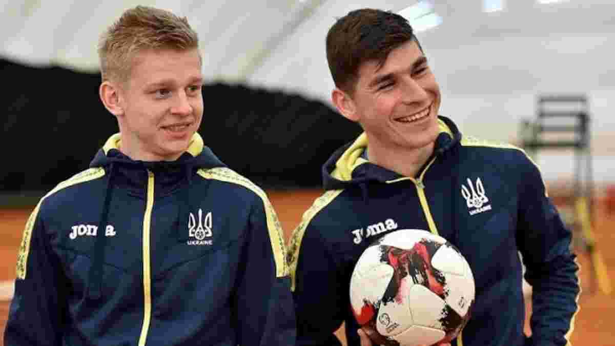 Зинченко и Малиновский попали в топ-100 лучших игроков Евро-2020