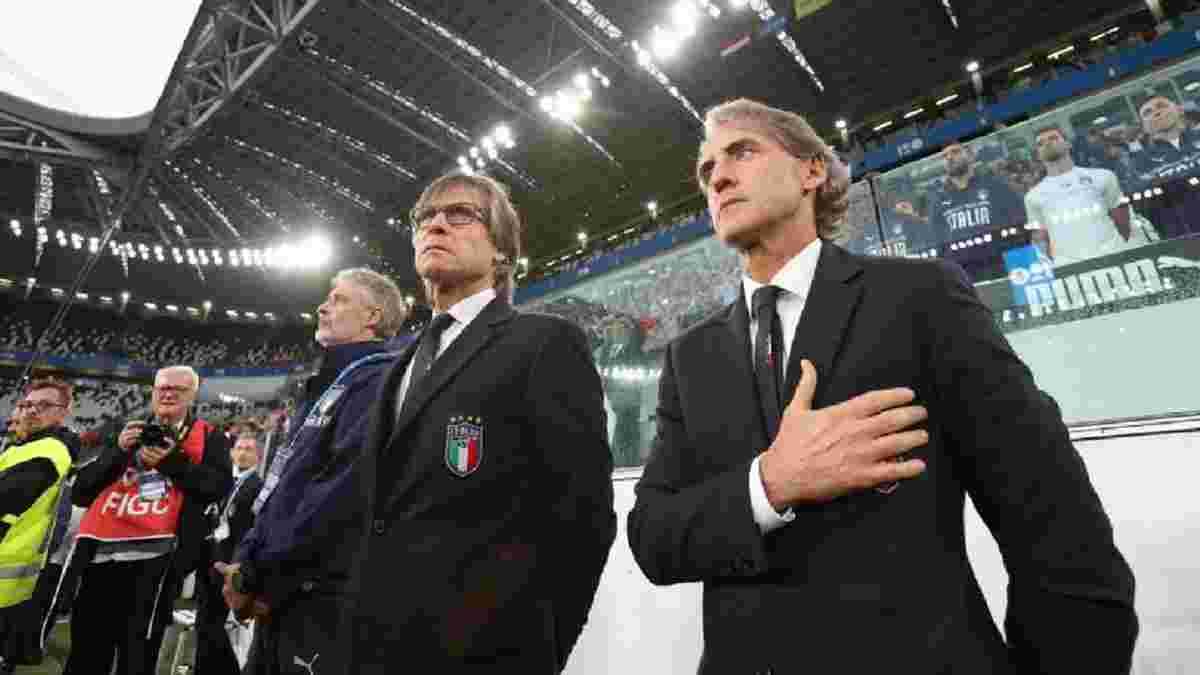 """""""Італія піднялась після досягнення дна"""", – екс-тренер """"Скуадри Адзурри"""" вказав на топ-4 команди Євро-2020"""