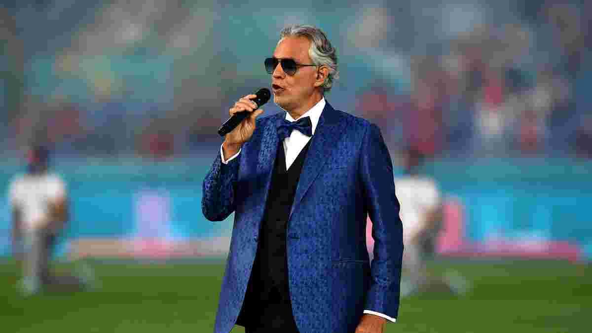 Євро-2020: турнір помпезно відкрили голосом легендарного італійця – перші кадри з Риму