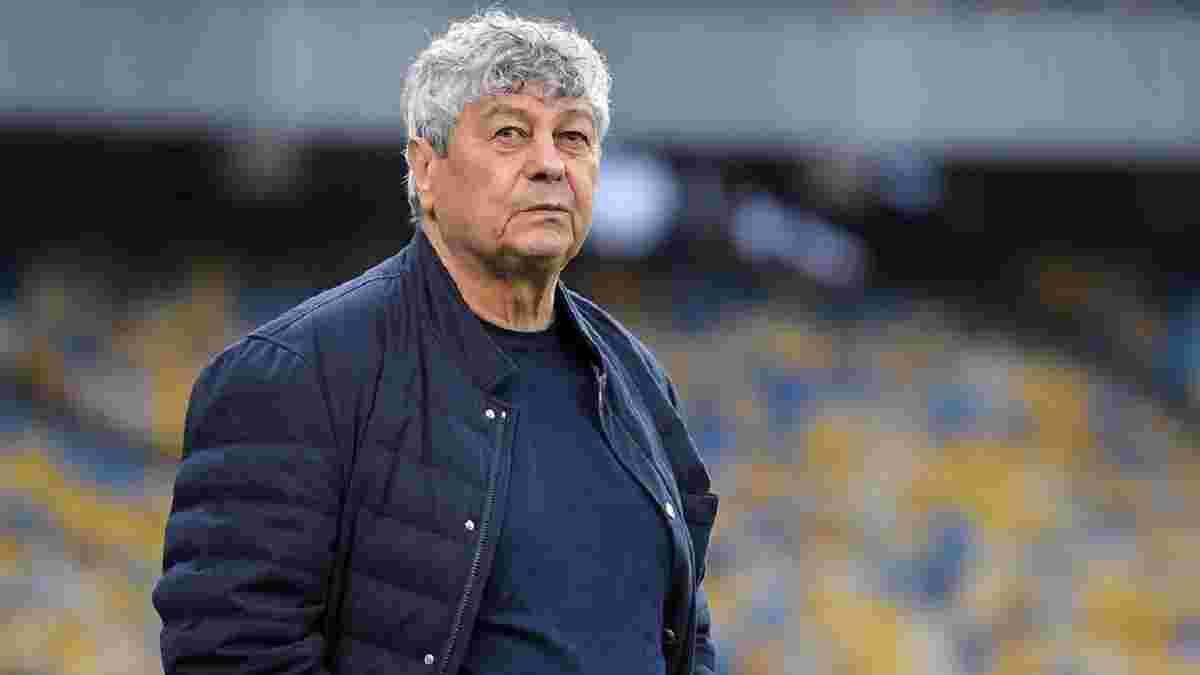 Луческу оцінив шанси збірної України на Євро-2020