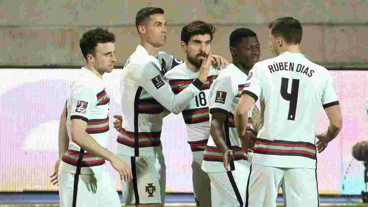 Португалія – чинний чемпіон Європи, який йде за титулом із Роналду та в омолодженому складі (відео)
