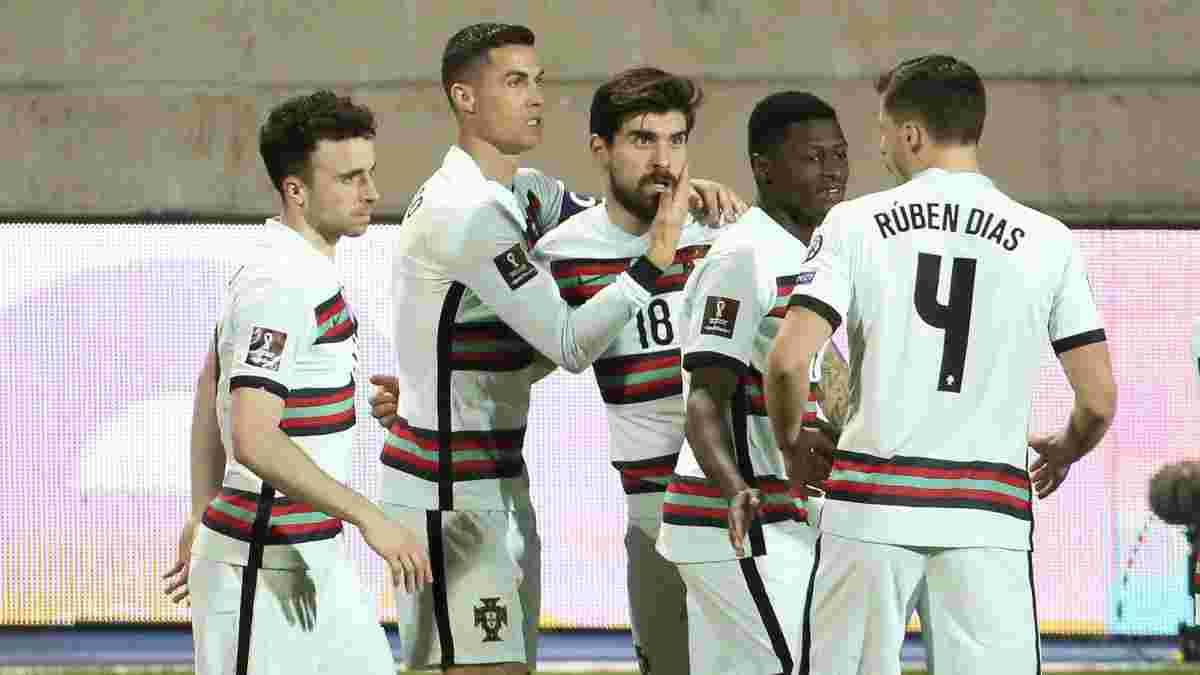 Португалия – действующий чемпион Европы, который идет за титулом с Роналду и в омоложенном составе (видео)
