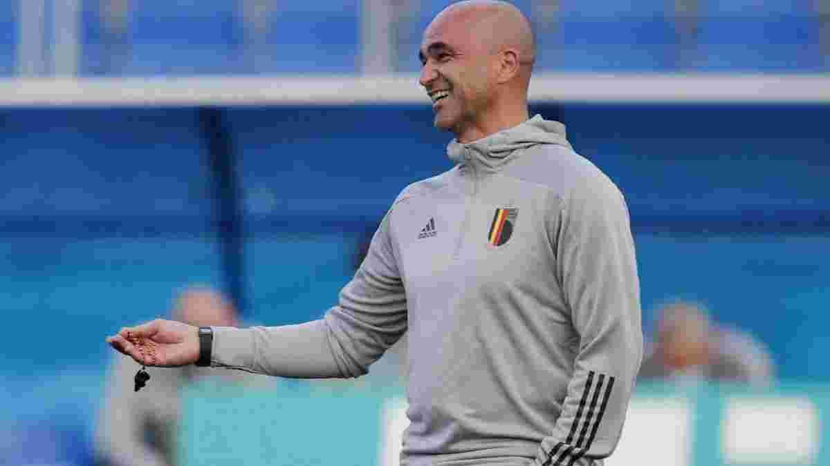 Бельгия – Россия: Мартинес – о разгроме соперника, потере основного игрока до конца Евро и переживаниях за Эриксена